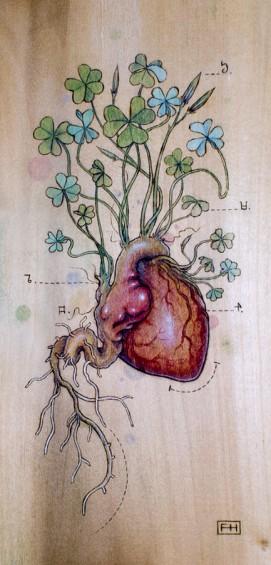[Clover Heart]