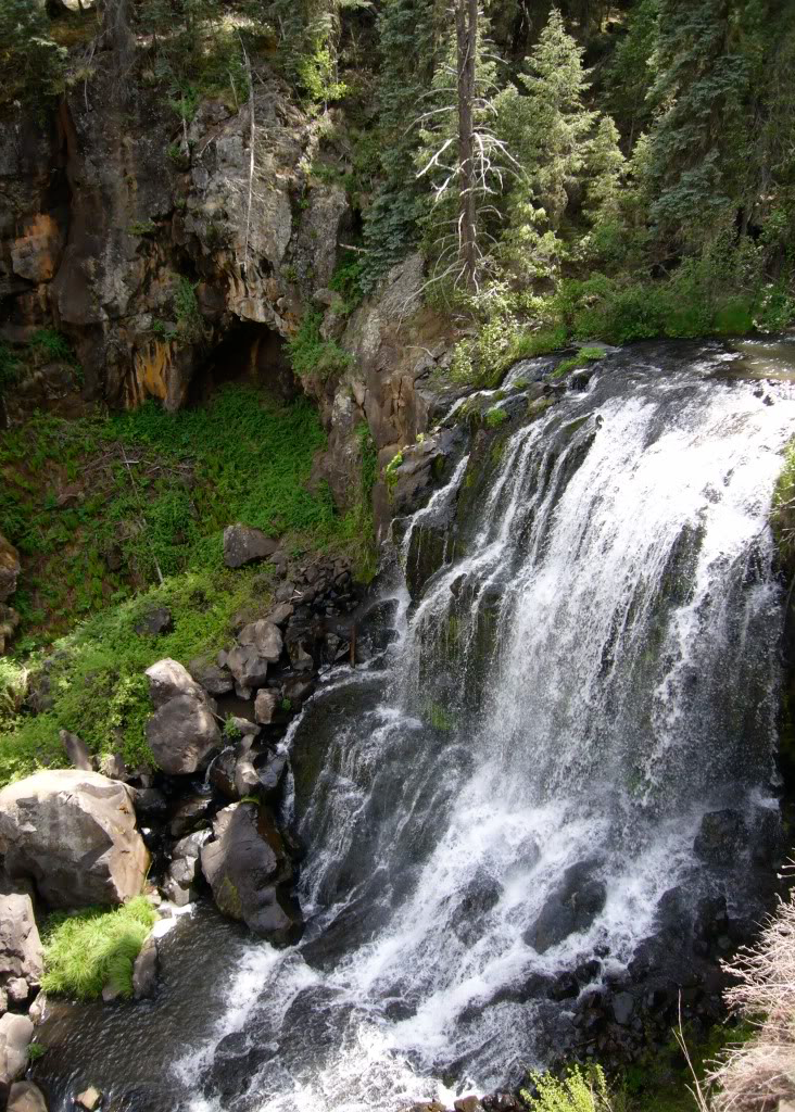 Water Fall on the White Mountain Apache Resevation