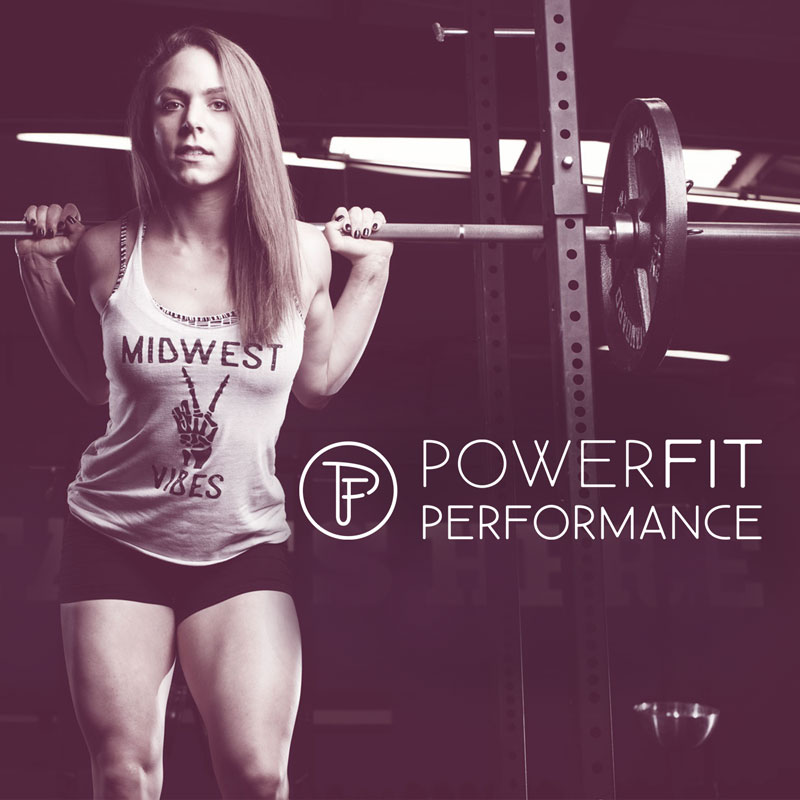 Katie Anne Rutherford,  PowerfitPerformance.com