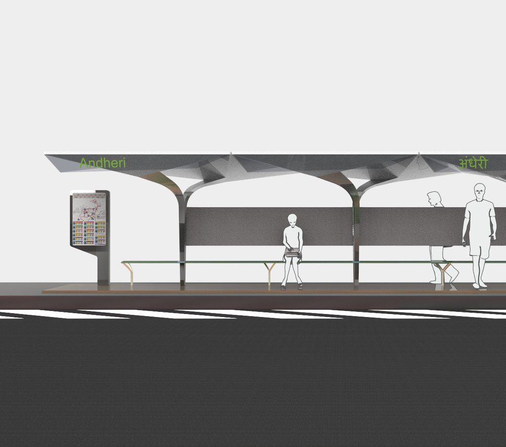 BUS SHELTER: System Design
