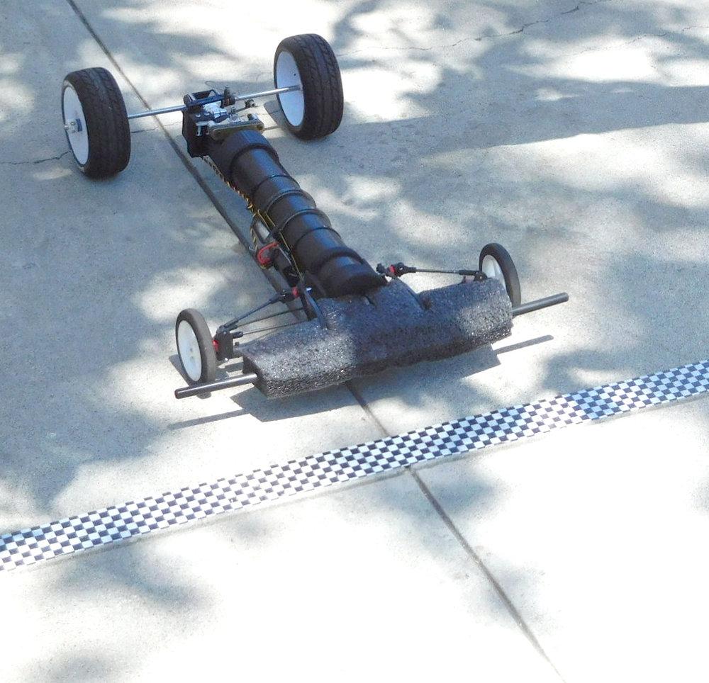 FORMULA E: Elastic racer