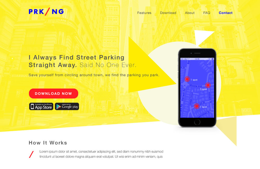 Day 003 | Landing-Page