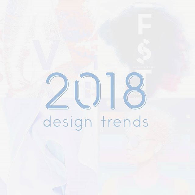 Haven't written a blog in a while and since it's almost the end of the year.. Let's discuss more designs! Check out what I think we'll be seeing in 2018. Link in bio 😘  #baugasm #doublelight #vr #design #magdiellopez #graphicdesign #webdesign