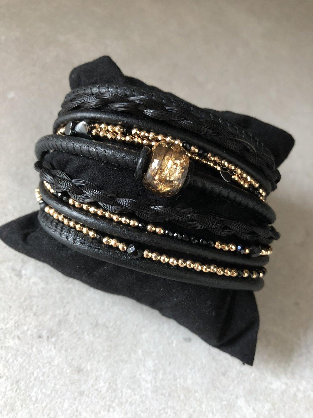 smykker med hestehår