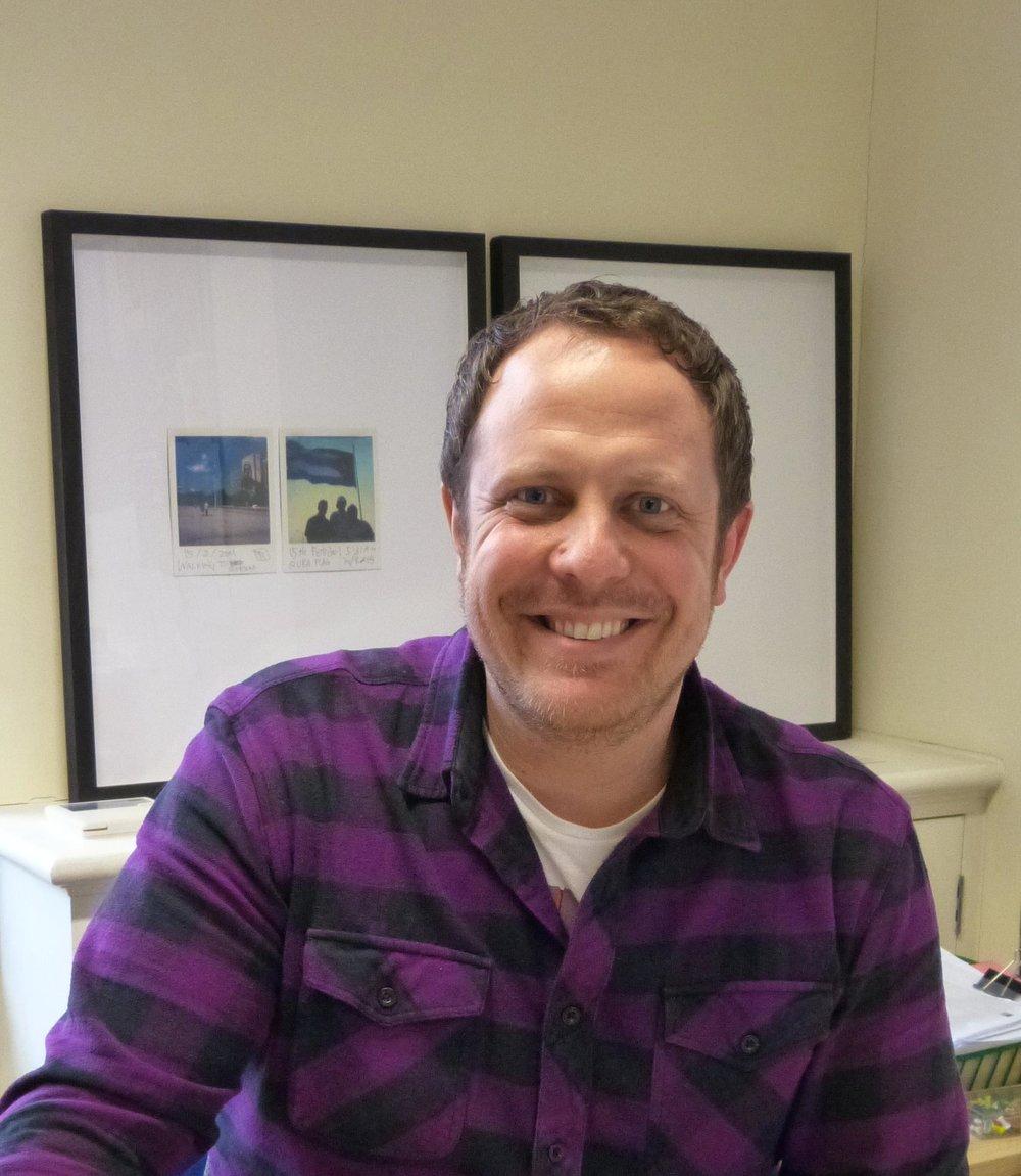 Lounge Marketing Expert - Matt Haslum