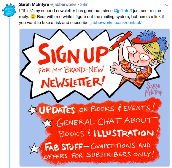 LM - Author Newsletter - Sarah McIntyre.png