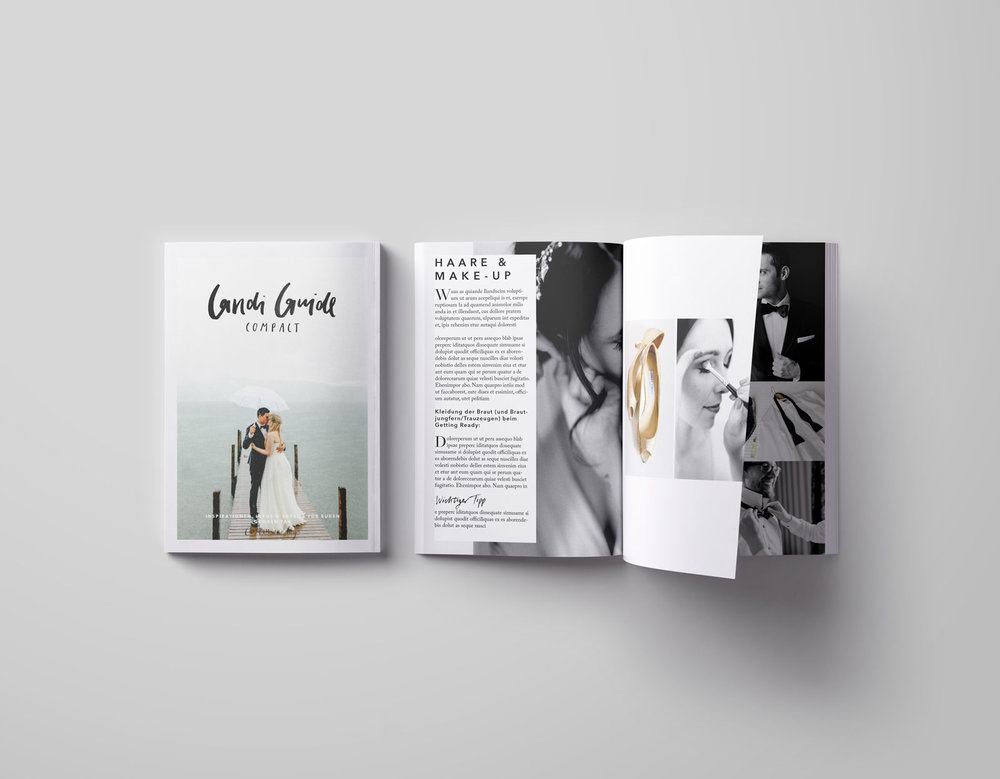 Candi Guide Carmen and Ingo Photography - Layout by Viviane Lenders