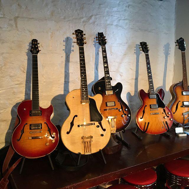 Gitarrhögmässan 2018 är igång och bjuder än en gång på ytterst vackra pjäser!