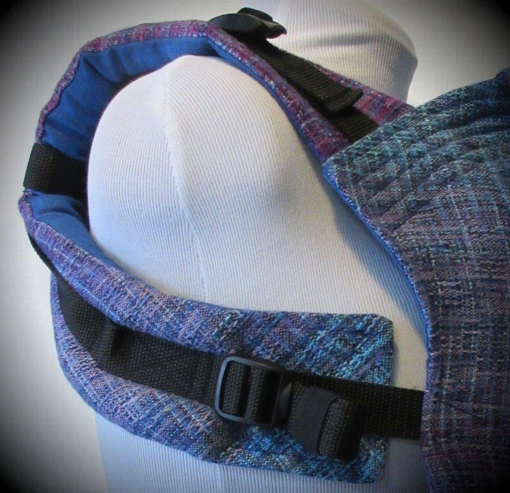 Buckle Shoulder Straps