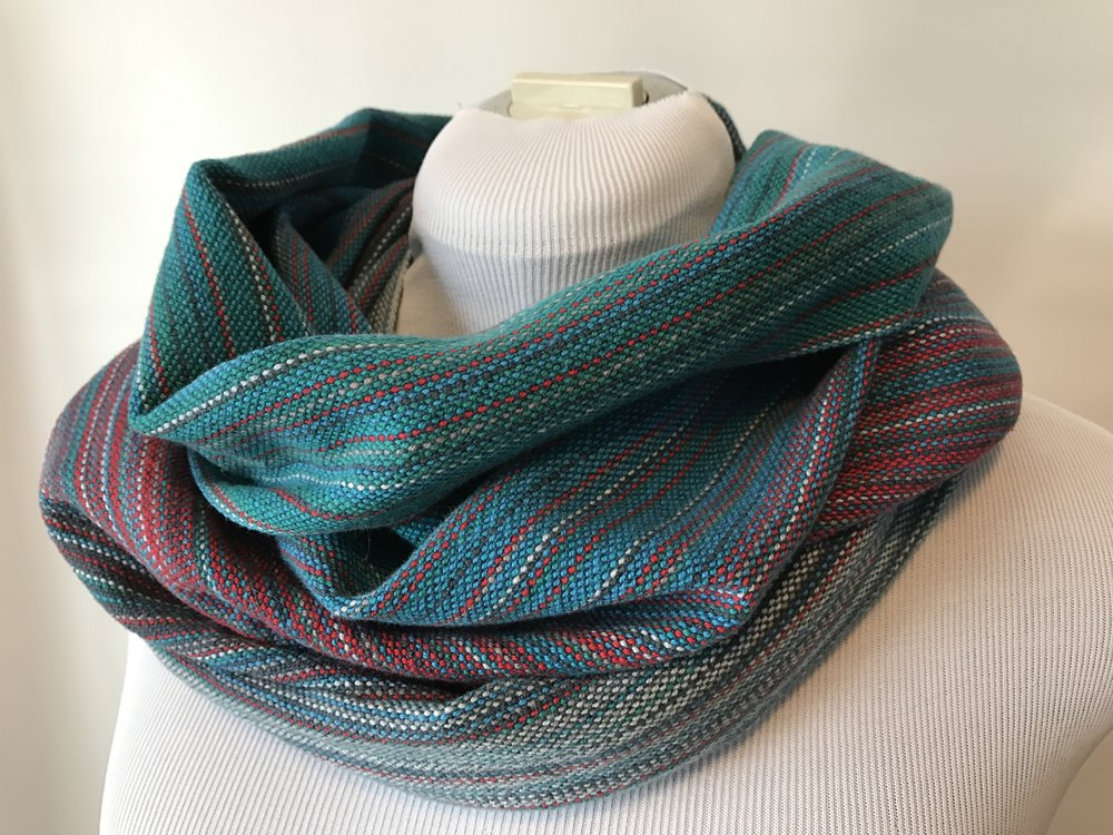 WRAP WIDTH COWL (requires additional 85cm length x full width)