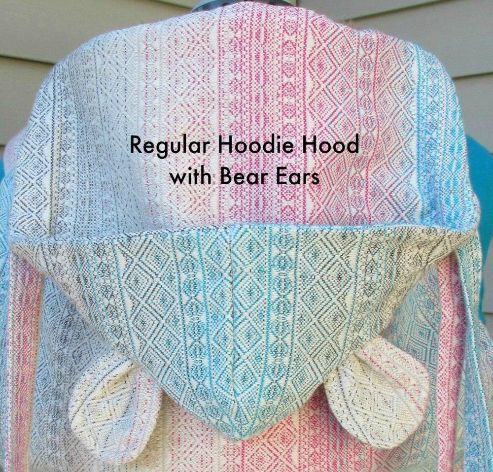 Regular Hoodie Hood
