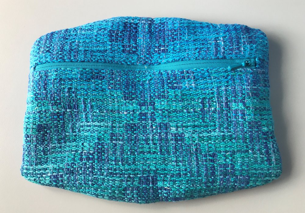 WAISTBAND POUCH ( requires additional 36 cm full width)