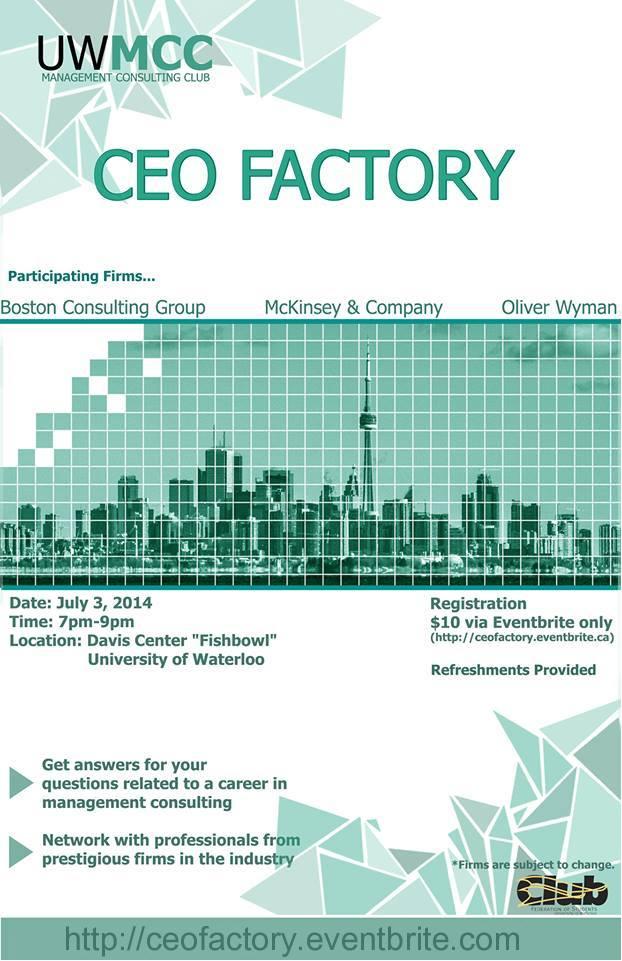 CEO Factory