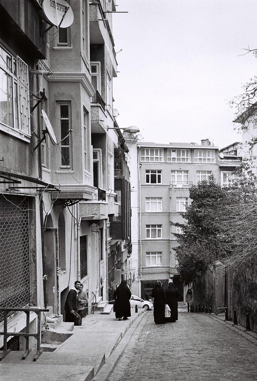 Istanbul, 16