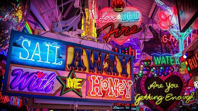 #neon #london #instadaily #instalike