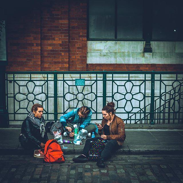 //Picnic #streetphotography #london #instadaily #instalike