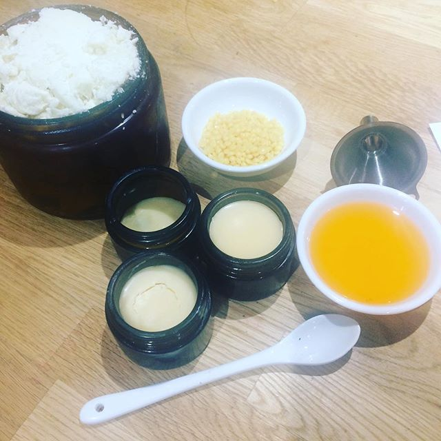 We're in the development kitchen today working on new beeswax free balms for your Gardening nail and hand care. Loving the silky soft feel of Candelilla Wax and the beautiful apricot colour combination it makes with Rosehip oil. #beeswaxfree #vegan #inspiredbythepeakdistrict #sheabutter #candelillawax