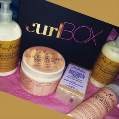 Subscription Boxes Black Lesbian Marriage Bloggers Natural Hair Care Products