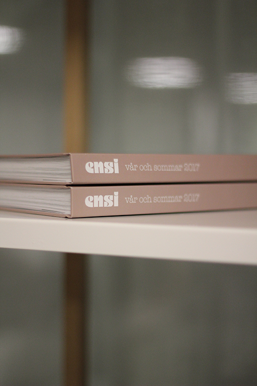 Ensi / Product book