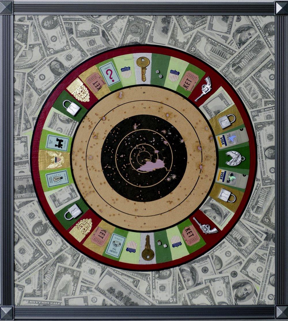 Target Game Board