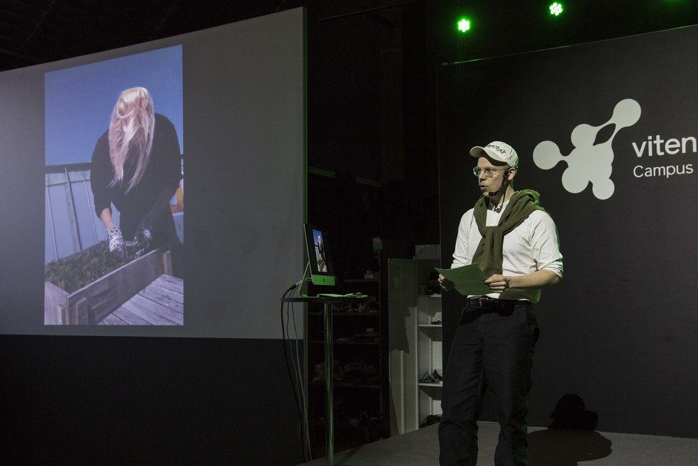 Marius Presterud / Oslo Apiary & Aviary