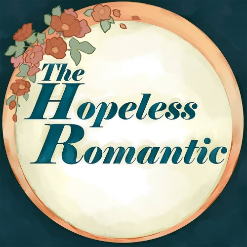 """Avon and Roan"" In which Avon Gale and I dish about plotting Heart of the Steal  in my moving truck, extoll the joys of cowriting, and battle the demons of technology with Amanda Jean and Austin Chant of The Hopeless Romantic Podcast."