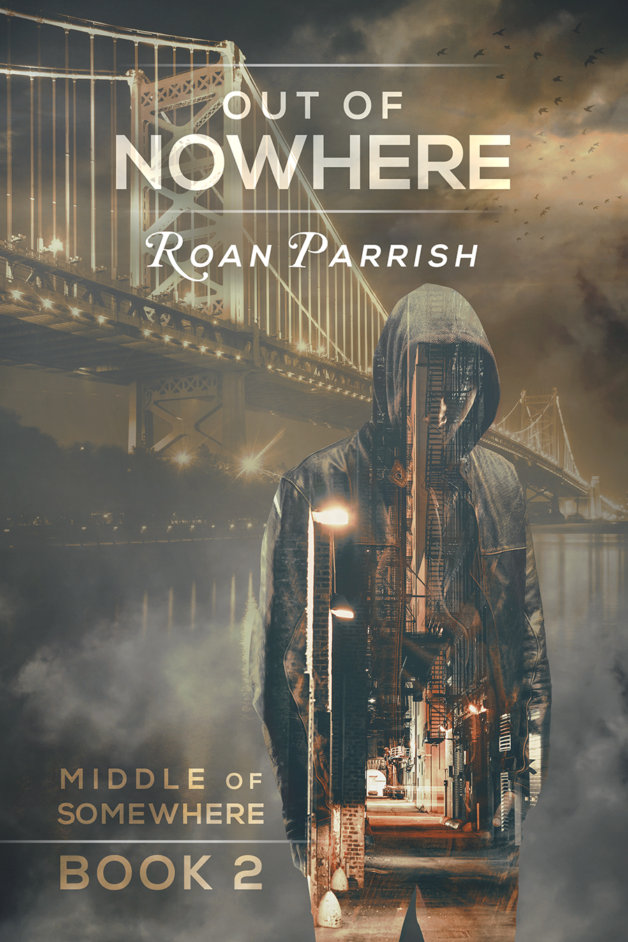 Out of Nowhere (Middle of Somewhere #2) Roan Parrish