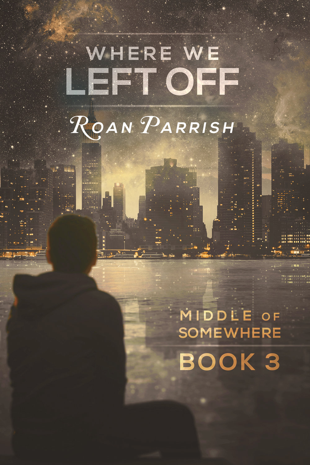 Where We Left Off (Middle of Somewhere #3) Roan Parrish