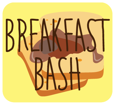 Breakfast Bash - Breakfast Tacos OR Breakfast PizzaChoice of Cake + FrostingChop & Chomp Fruit SnackLemonade Dance