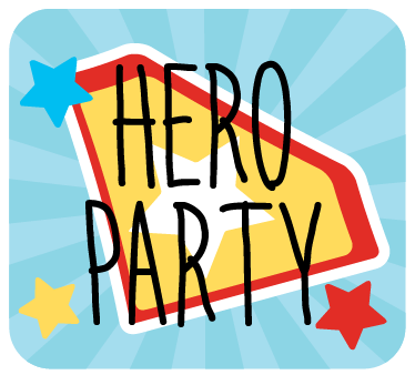Hero Party - Power PizzaCup