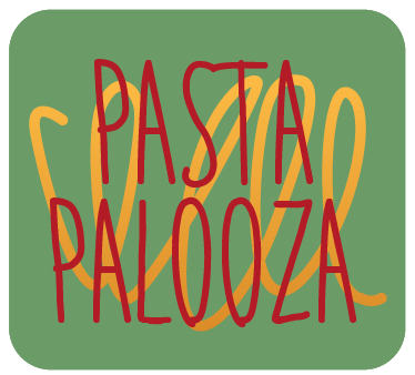 Pasta Palooza - Handmade Pasta OR Ravioli (Three Cheese or Spinach Ricotta)Choice of Pasta Sauce (Tomato Basil, Alfredo, or Tomato Cream)Choice of Cake + FrostingFruit Kabobs OR Salad SkewersChoice of Drink