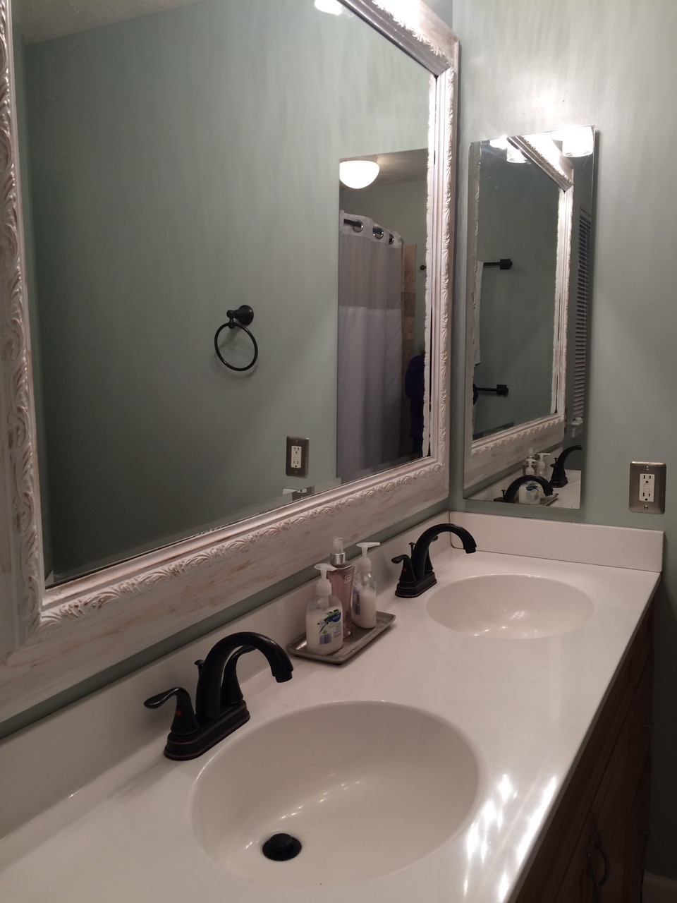 Weeks And Easy Updates For The Upstairs Bathrooms Northeast - Bathroom maker