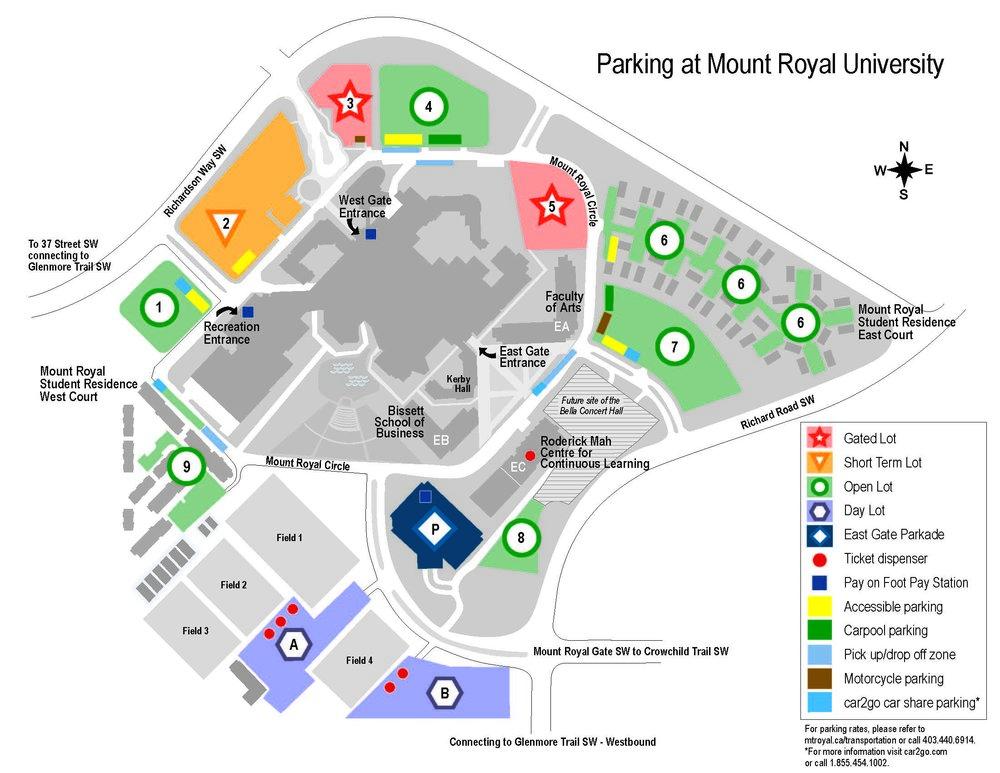 MRU Map