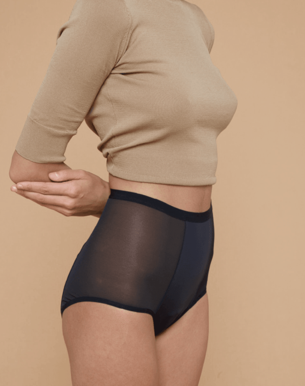 she thinx organic cotton period panties sustainable underwear