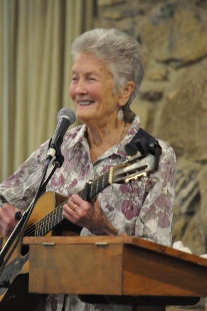 Keynote Speaker Peggy Seeger