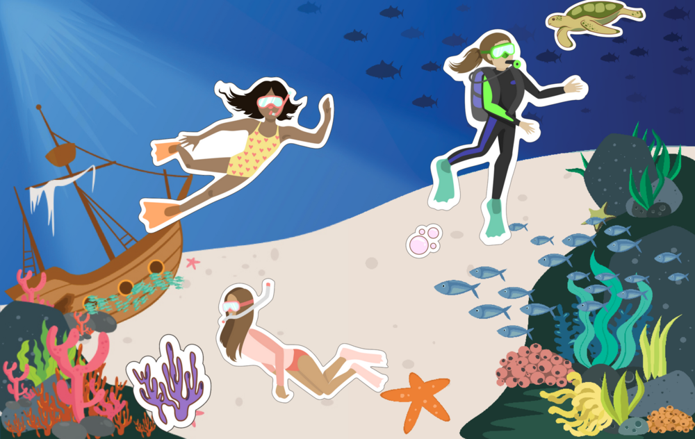 Outdoor-Sports-Sticker-Adventure-In-The-Ocean.png