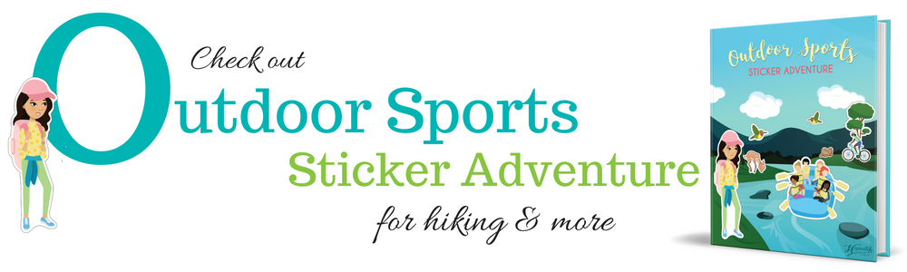 Outdoor Sports Sticker Adventure - Hiking.png