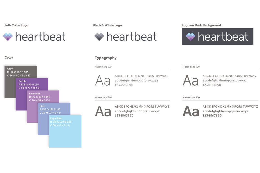 Heartbeat Style Guide