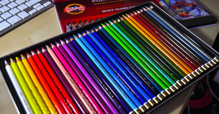 Koh I Noor Polycolor Colored Pencil Review The Art Gear Guide