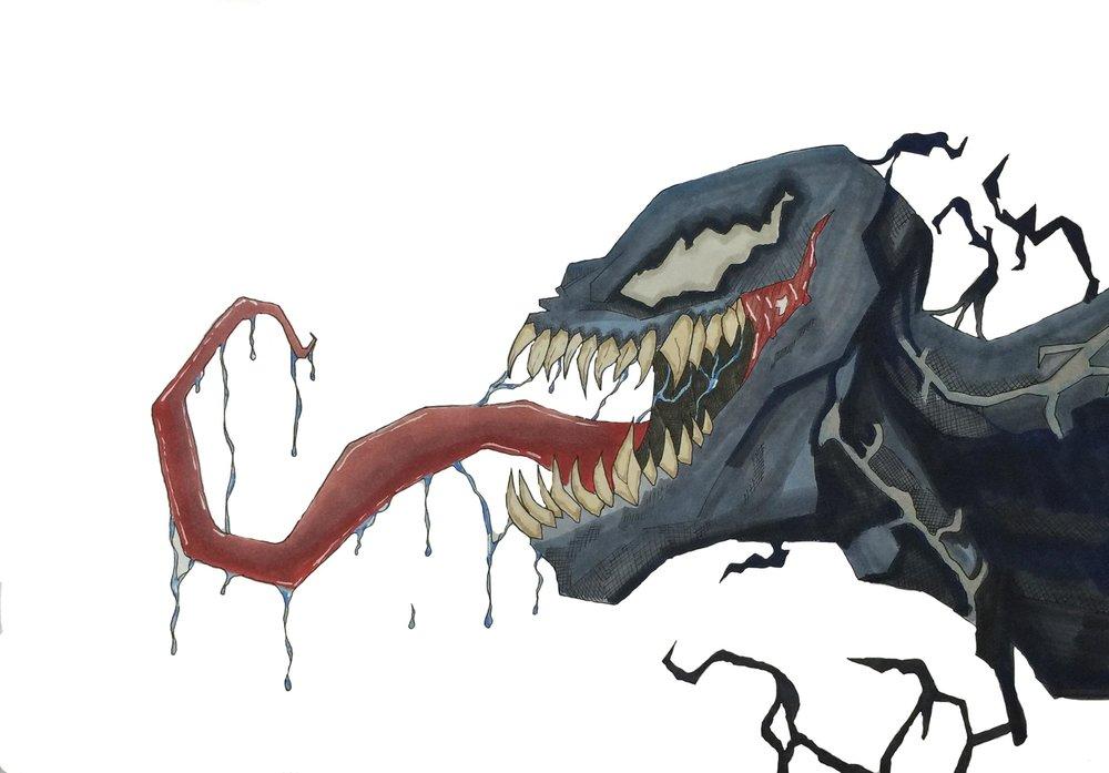 Venom, Spider-Man