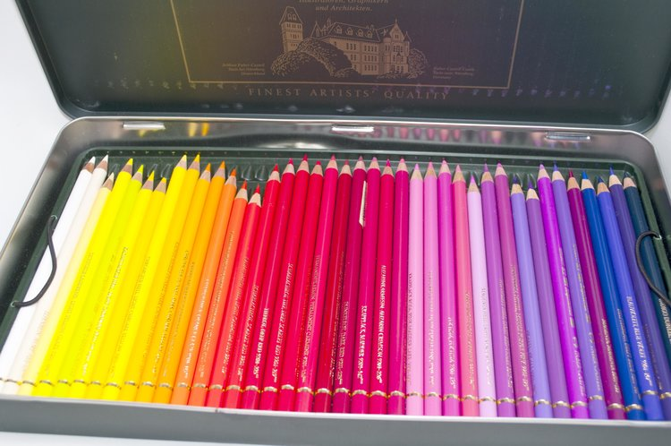 Faber Castell Polychromos — The Art Gear Guide