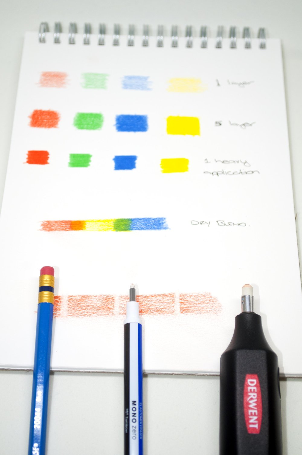 Prismacolor col erase the art gear guide for me personally i would definitely categorise the prismacolor col erase as student grade pencils and even then this would be a stretch nvjuhfo Choice Image