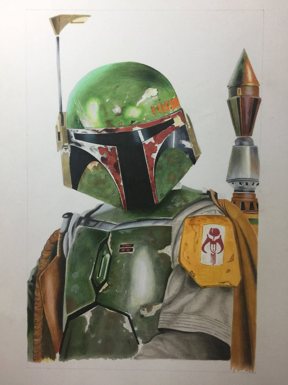 Boba Fett Final Image