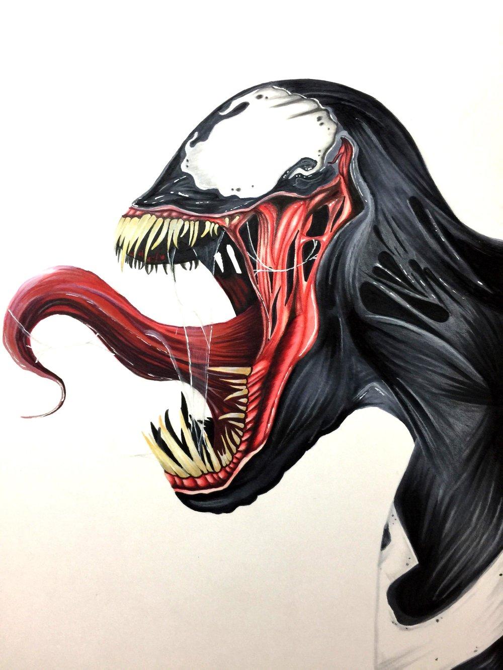 Venom Finished