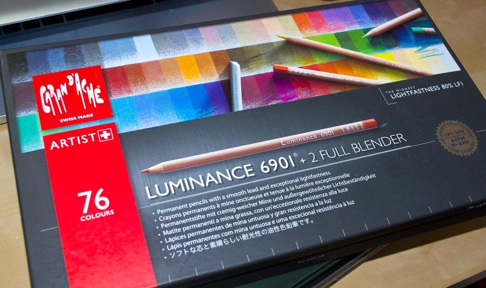 Caran d'Ache Luminance 76