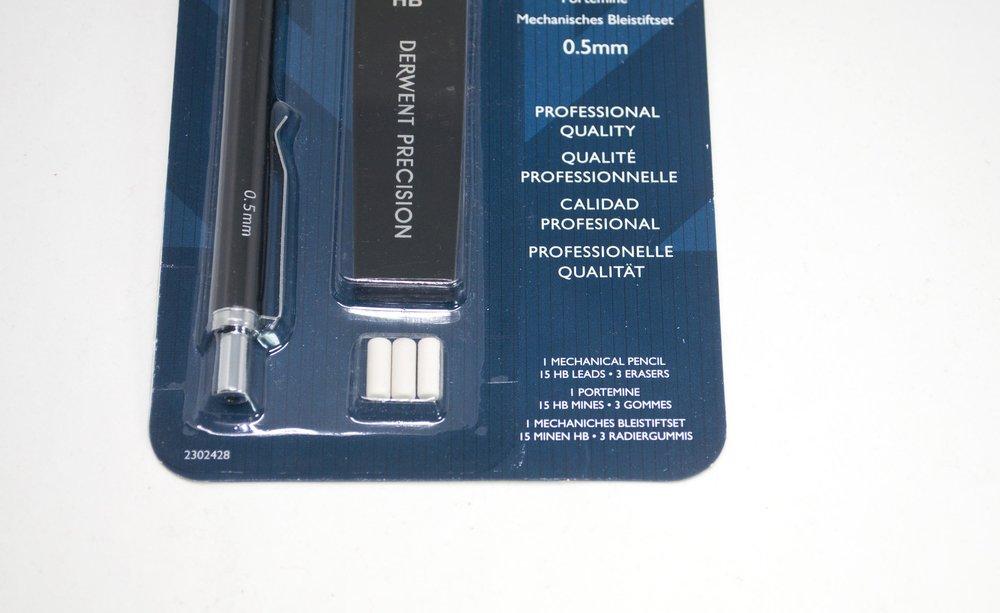 Three Spare Erasers
