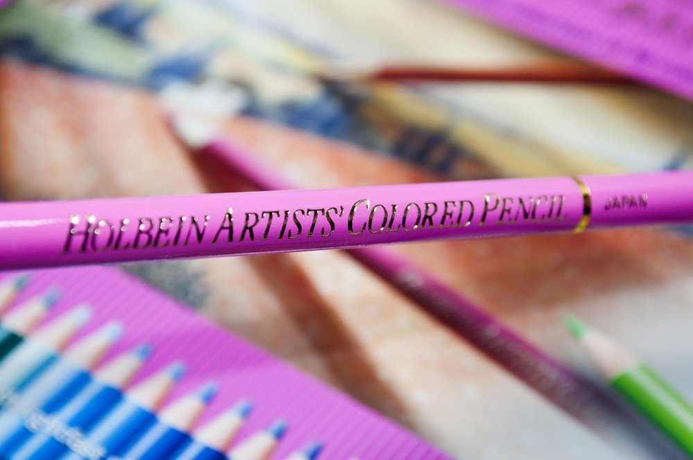 holbein artist colored pencil the art gear guide