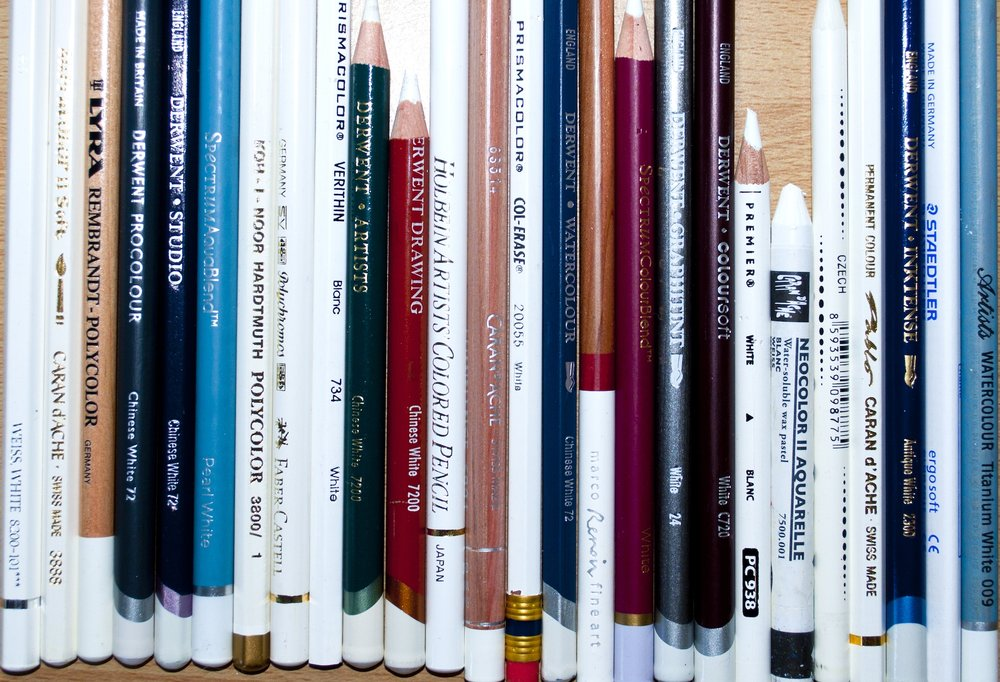 the best white colored pencil the art gear guide