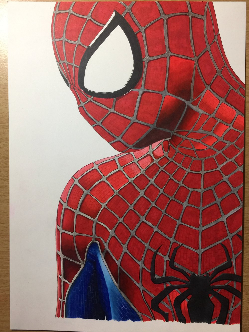 Spiderman Almost Done