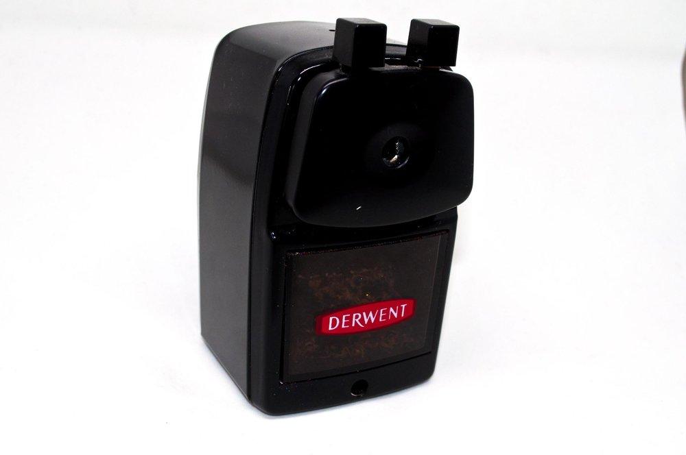 Derwent Superpoint Hand Crank Sharpener